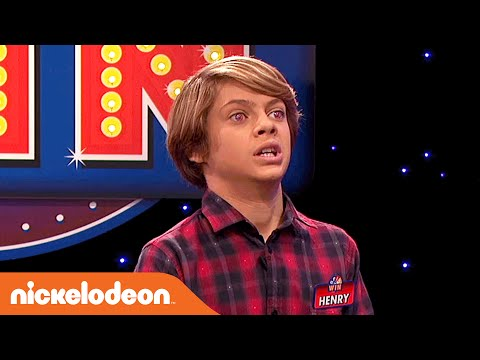Henry Danger | Let's Make A Steal Clip | Nick