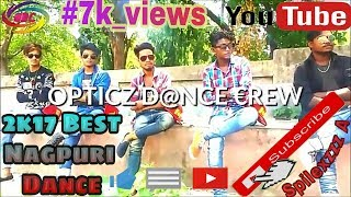 NEW NAGPURI SADRI DANCE 2017 ODC THE OPTICARZ DESI SWAG