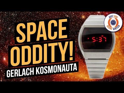 Space Oddity! Gerlach Kosmonauta Review