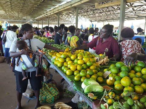 Shopping around Arawa to prepare for Pokpok Island | Bougainville, Papua New Guinea