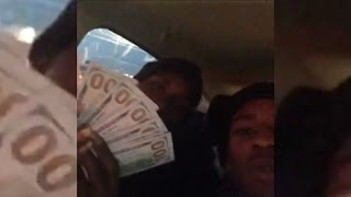 Cops: Bragging Burglars Get Arrested After Posting Video of Cash They Stole