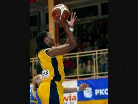 Chamique Holdsclaw Lotos Pko Bp Gdynia