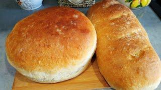 Домашний Хлеб Вкуснее магазинного По этому рецепту получается всегда