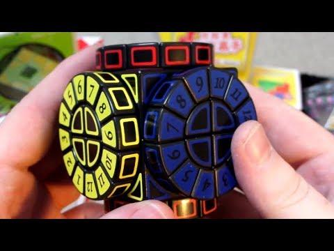 Taobao Unboxing: Time Machine Speedcube, Rare Heshu Cubes, mf8 Pionir Pyramid & More!