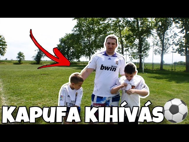ÁDIKA FEJBERÚGTA ÁKOST | FELSŐ KAPUFA KIHÍVÁS