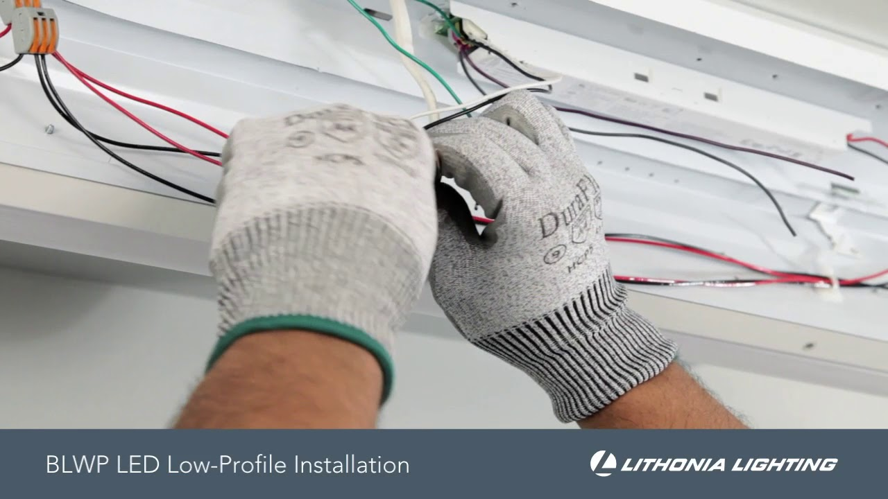 medium resolution of blwp led wraparound installation