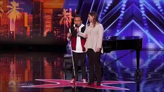INCREIBLE!! Cantante AUTISTA y CIEGO Se Gana el Golden Buzzer de Los Jueces!!!!!!
