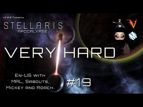 Stellaris - Let`s Play (En-US) - Apocalypse Bromance - Ep.19 - Cherryh v2.0.0 |