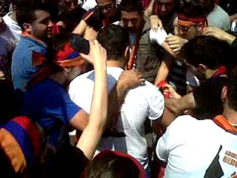 Armenian Genocide Protest In Lebanon 2012 Part 2