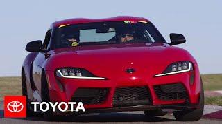homepage tile video photo for 1 year NASA Membership | 2020 GR Supra | Toyota