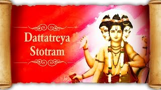 Dattatreya Stotram by Vaibhavi S Shete | Non Stop Datta Songs