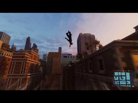 Spiderman Ps4 My final Swing