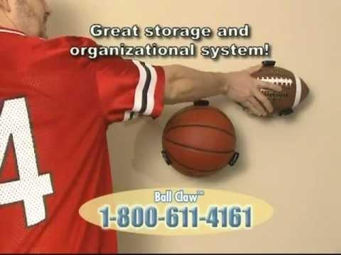 BALLCLAW.COM - America's Sports Ball Holder