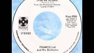 "Francis Lai – ""Snow Frolic"" [film: ""Love Story""] (Paramount) 1971"