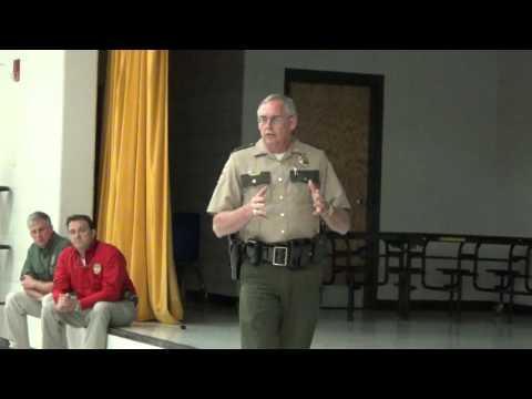 Tennessee Highway Patrol Traffic Safety for Farmers