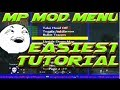How To: Install Mod Menu WAW Multiplayer [Easiest Tutorial PC]