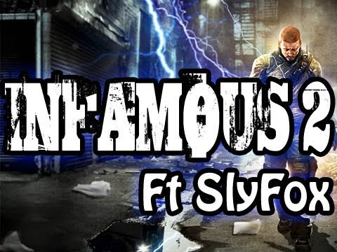 """Infamous 2: Hero Playthrough ft SlyFox Ep.30 (Admiral Ackbar says""""Its A Trap"""")"""