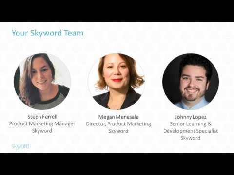 Enterprise Planning and Streamlined Navigation from Skyword [Webinar]