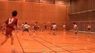 20091101 東京都クラブリーグ 入替戦 前半2