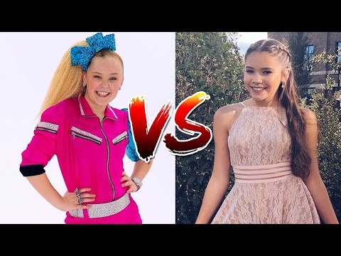 JoJo Siwa Vs Sierra Haschak From 1 To 16 Years Old 2020 👉 @Teen Star