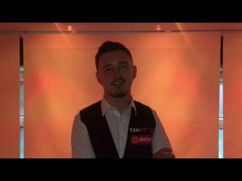 Semi-final interview with Kyren Wilson after defeating Alex Ursenbacher | Dafabet English Open