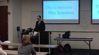 Buddy Ambassador, Mike Grossman - Best Buddies Illinois