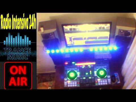 LIve  Radio Intensiva 24h  Set EDM Electronica DJ Yesus Jordan