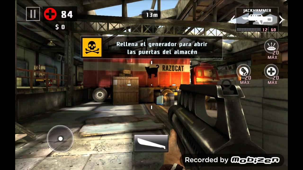 Dead trigger 2 jackhammer test level 7 youtube malvernweather Images