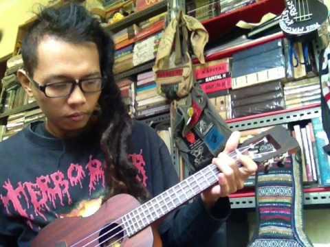Cinta Pembodohan - Marjinal (ukulele cover+melody)