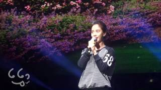 2014.11.01 송지효 Song Ji Hyo《꽃향기 Scent of a Flower》런닝맨 Running Man Fan Meeting in Malaysia