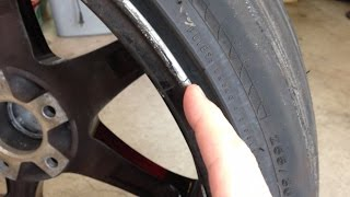 Cracked Car Rim What To Do - How To Fix It or Shop Fix It