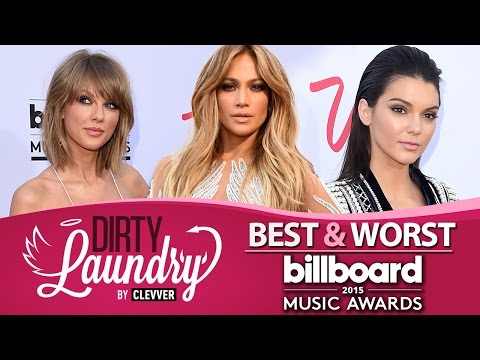 Best & Worst Dressed Billboard Music Awards 2015 - Dirty Laundry