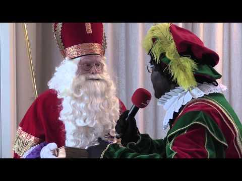 Sinterklaas verlaat Spakenburg