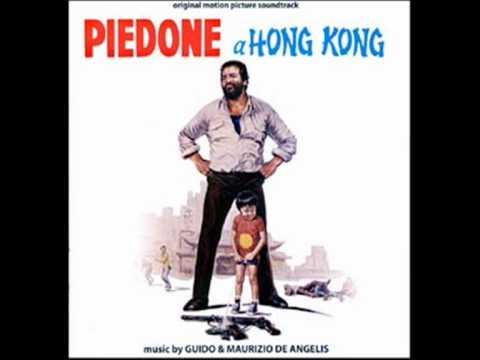 Bud spencer - piedone a hong kong (bangkok international airport)