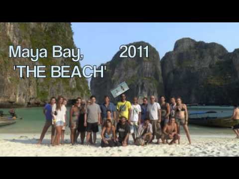Travelling backpacking, Gap year through South East Asia, Australia, New Zealand and Bali!