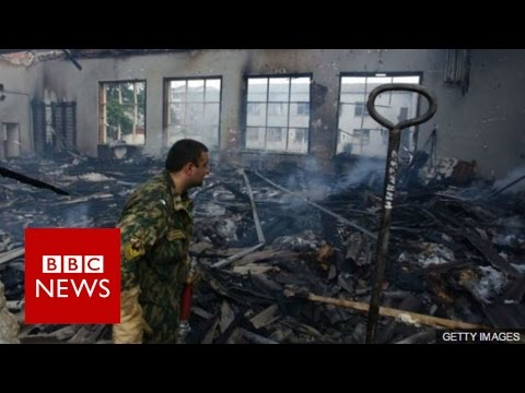 Russia 'failed' in Beslan school massacre - BBC News
