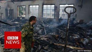 Russia 'failed' in Beslan school massacre   BBC News