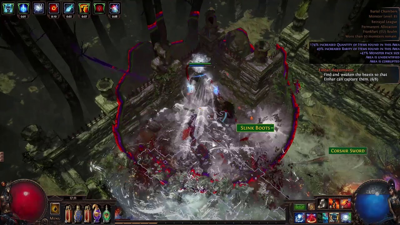 Path of Exile 3 6 Winter Orb Most Popular Build Guilde