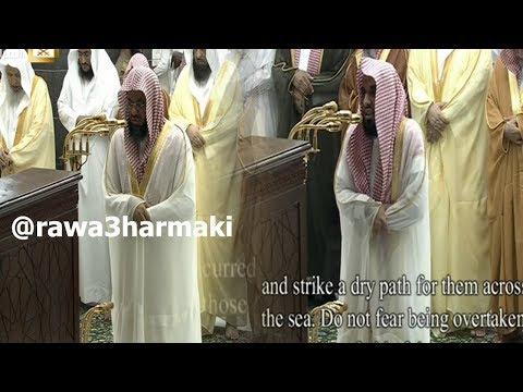 صلاة التراويح من الحرم المكي ليلة 15 رمضان 1439 للشيخ سعود الشريم وعبدالله الجهني كاملة مع الدعاء
