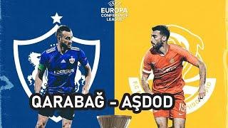 Aşdod 0 - 1 Qarabağ Geniş İcmal 29.07.2021  Ashdod 0 - 1 Qarabagh