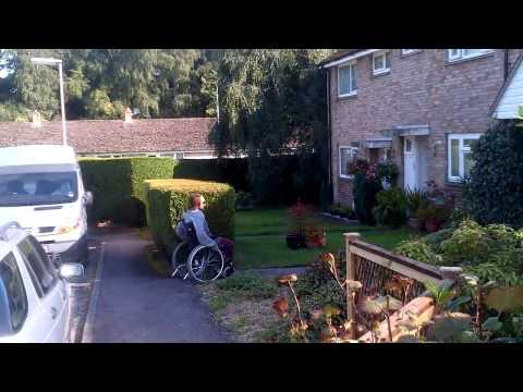 Crutches Neckbrace Wheelchair Prank Doovi