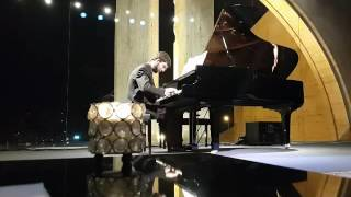 Dream-piece from piano cycle composer-otar Tatishvili.Play-Hovhanes Manukyan