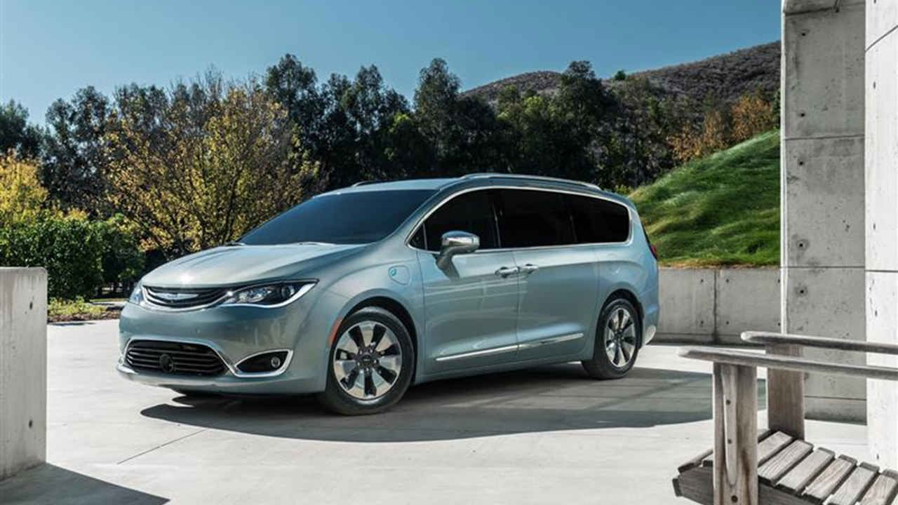 2018 Chrysler Town And Country