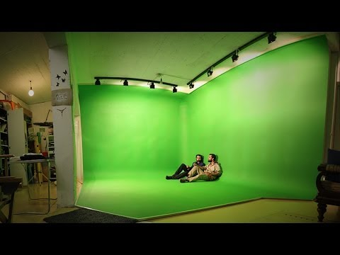 GREEN SCREEN build