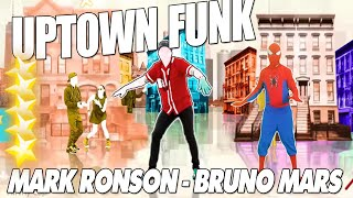 Download 🌟  Uptown Funk - Spiderman Dance - Just Dance Real Person version newest - Just Dance 2016 🌟 Mp3 and Videos