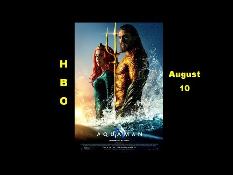 New Movies for August 2019 On HBO Cinemax Showtime Starz Epix
