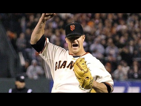 Every Out from Matt Cain\'s Perfect Game