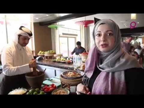 Qatar Living Dines at Issan