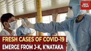 COVID-19:  Fresh Cases From Karnataka, J-K Take Total Toll To 111; Taj Mahal Closed For Visitors