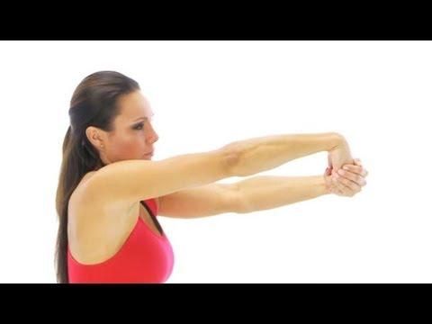 Wrist exercise - wrist extensor stretch